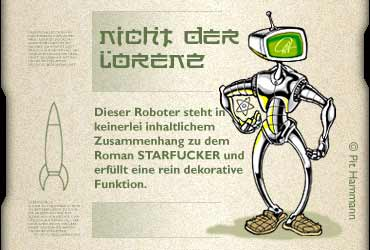 Starfucker Ø Der Science-Fiction-Fantasy Roman